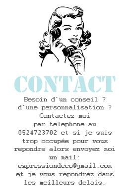 Contactez moi. Vous avez besoin d'un renseignement, de conseils, d'une maquette