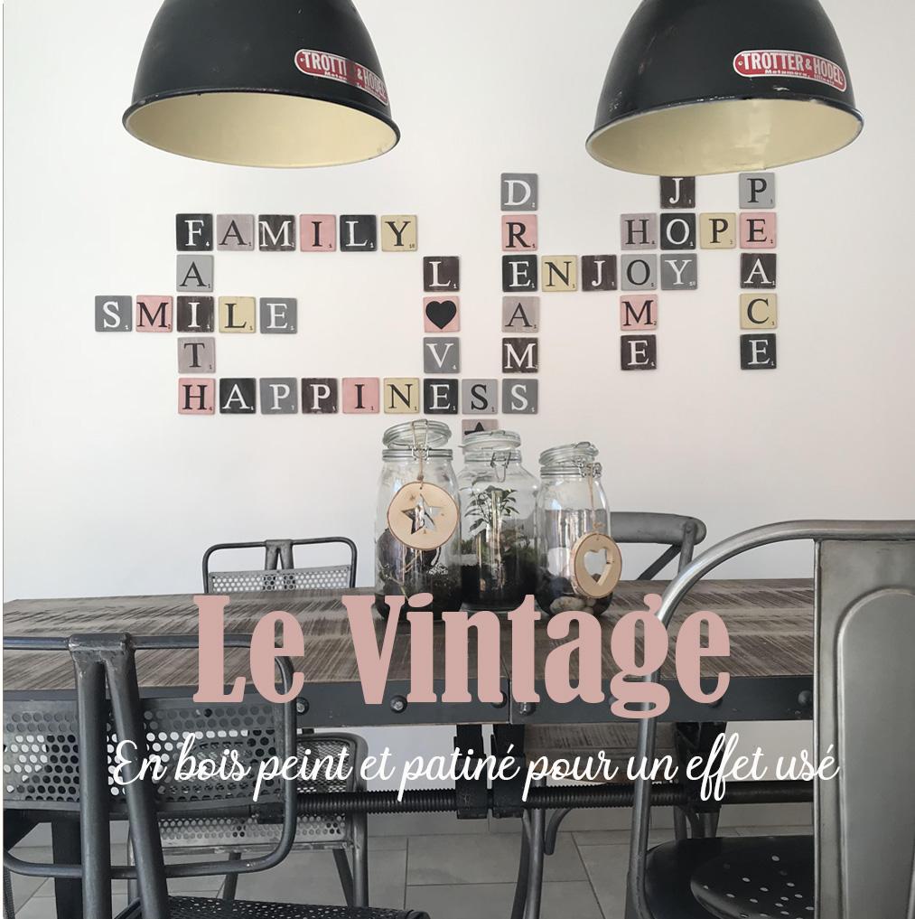 Catégorie Style Vintage