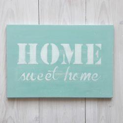 Tableau Home Sweet Home