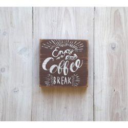 TOTEM Enjoy your Coffee Break