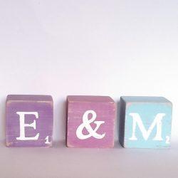 Lettres Cubes Scrabble