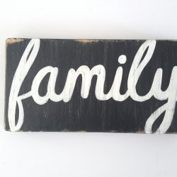 family tableau