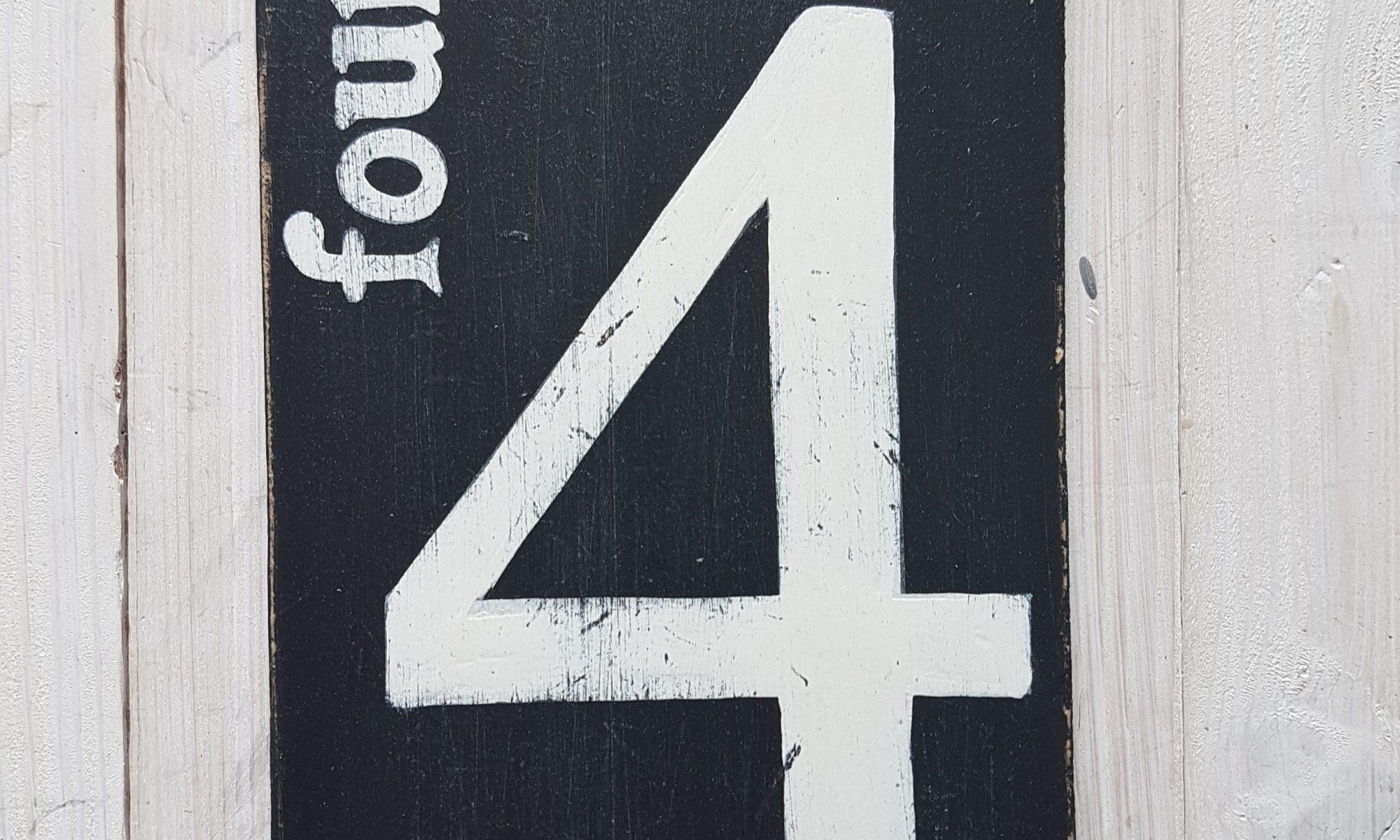 Tableau four 4