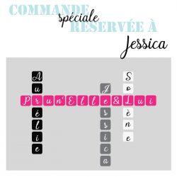 commande jessica