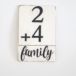 Tableau Family 2+4